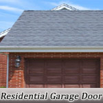 residential garage door repair Hurst